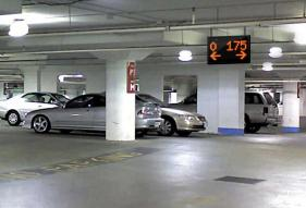 Parking Garage Application (VCalmITS)